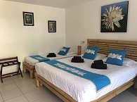 Doppelzimmer mit Zustellbett (für 3 Personen)