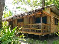 Bungalow – Lissenung Island Resort