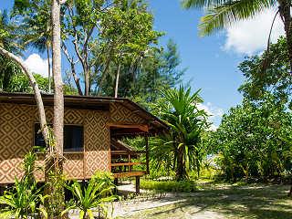 Bungalow mit Meerblick – Lissenung Island Resort