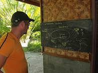 Briefing – Tauchbasis Lissenung Island