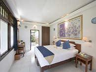 klimatisierte Zimmer mit Doppelbetten (King-Size)