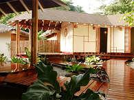 Mahika Spa für Wellness- und Massagen