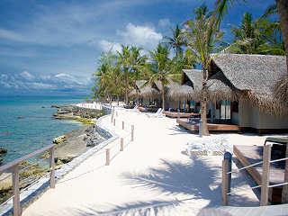 Lagoon Bungalows – Maitai Hotel Rangiroa