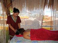 Wellness- und Massagebehandlungen