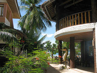 Bungalow im Hippocampus Beach Resort – Malapascua, Philippinen