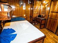 Standard-Kabine der Eco Blue – Safariboot Malediven