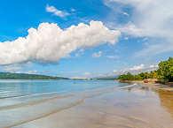 Ds Resort liegt direkt am Sandstrand