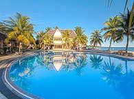 Blick über den Zentralbereich, Maluku Dive Resort & Spa