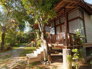 Maluku Resort & Spa, Bungalows