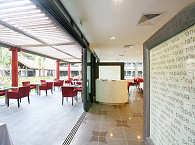Vaitohi Restaurant & Bar im Garten