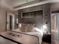 Schlafzimmer einer Duplex-Suite