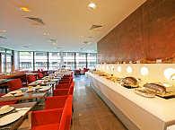 Restaurant des Manava Suite Resorts
