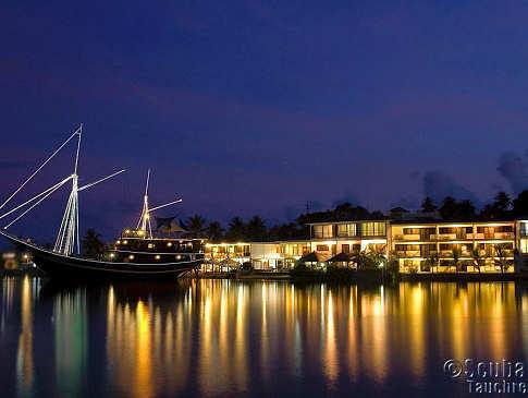 Manta Ray Bay Resort – Yap