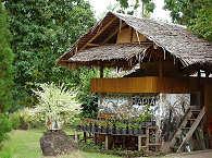 Securitypost im Mapia Resort & Spa