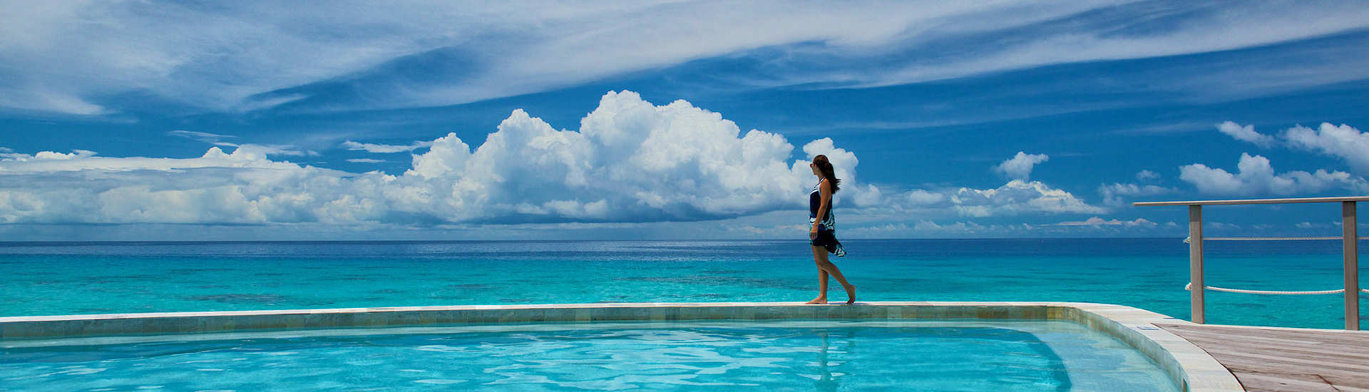 Toller Meerblick – Maitai Hotel auf Rangiroa