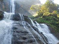 Wasserfälle des Hochlands