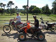 Motorradtour ins Inselinnere Mondoros