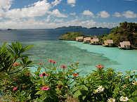 Blick auf die Nord Lagune