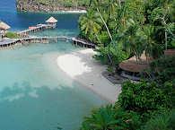 Das Misool Eco Resort mit einer wunderschönen Lage – Raja Ampat, Indonesien