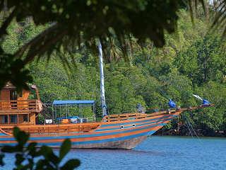 Tauchsafaris in Halmahera, Molukken