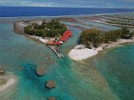 An einem der entlegendsten Orte Französich-Polynesiens