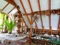 Tauchresort im reinsten polynesischen Stil