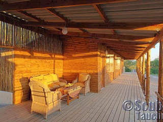 Zavora Lodge – Mozambique