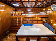 Standardkabine der Eco Blue – Safariboot Malediven