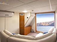 Premium Suite auf dem Oberdeck