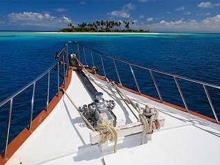 MY Sheena – Tauchkreuzfahrtschiff Malediven
