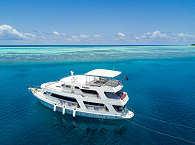 MY Sheena – Safariboot Malediven