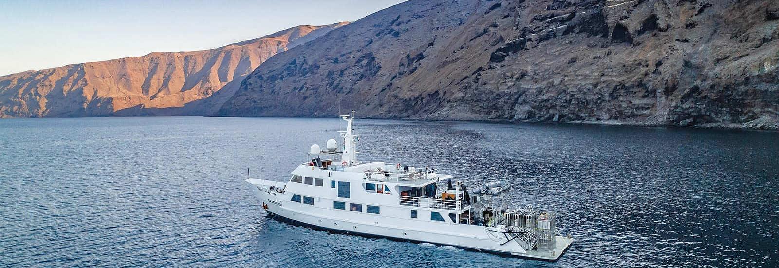 Nautilus Explorer – das Flaggschiff der Flotte