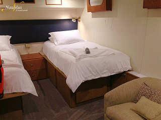 Gallant Lady – Suite mit zwei Einzelbetten