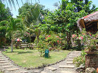 Gartenanlage – Oasis Resort