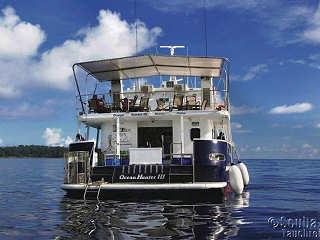 Ocean Hunter III – Safariboot Palau