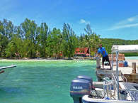 Palau Diving Center – Carp Island