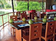 Restaurant Bereich