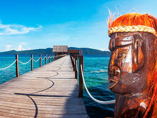 Papua Explorers Resort – Pulau Gam