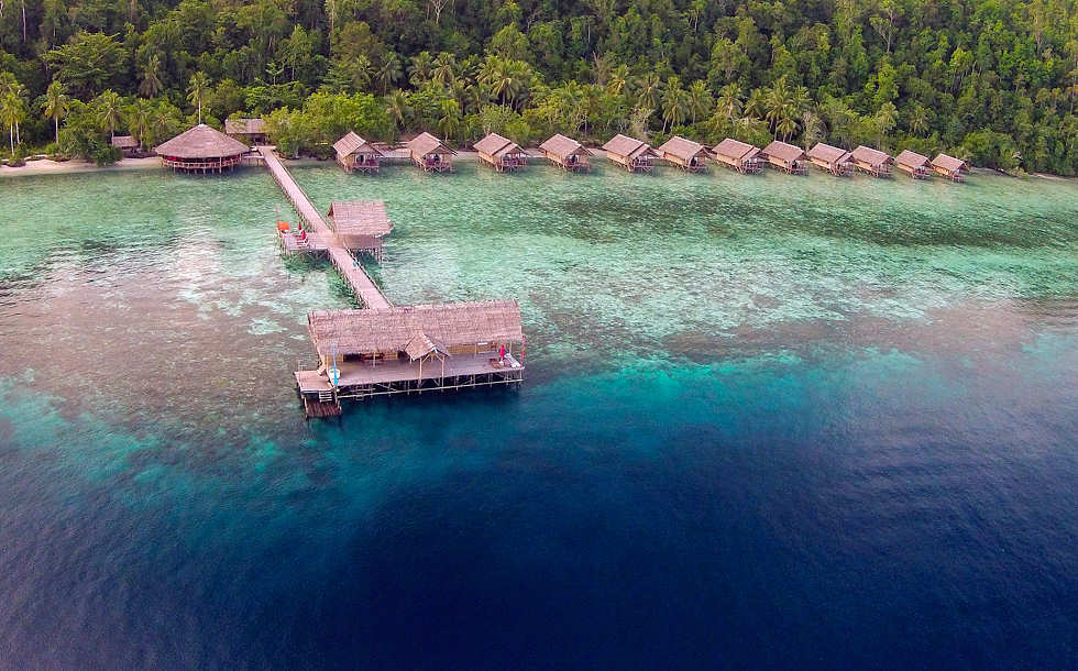 Papua Explorers Resort – Raja Ampat