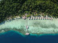 Papua Explorers Resort – Pulau Gam, Raja Ampat