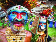 Papua Neuguinea – Land der Stammeskrieger