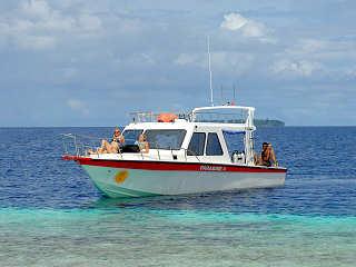 Papua Paradise Divers – Tauchboot