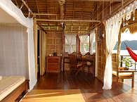 Papua Paradise Eco Resort – Meerblick