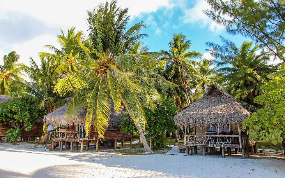 Pension Tikehau Village – Französisch Polynesien