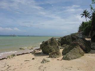 Wunderschöne Sandstrände – Leyte, Philippinen