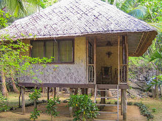 Komfortable Bungalows – Sangat Island Resort, Philippinen