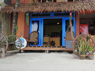 Tauchbasis der Seaquest – Philippinen, Alona Beach