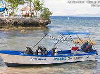 Tauchboot – Tauchbasis Polaris Cabiloa