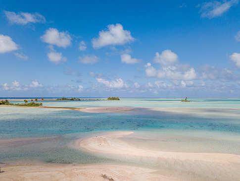 Pink Beach Fakarava