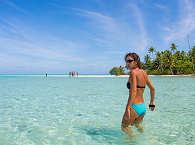 Traumstrände bei Fakarava – Französisch Polynesien